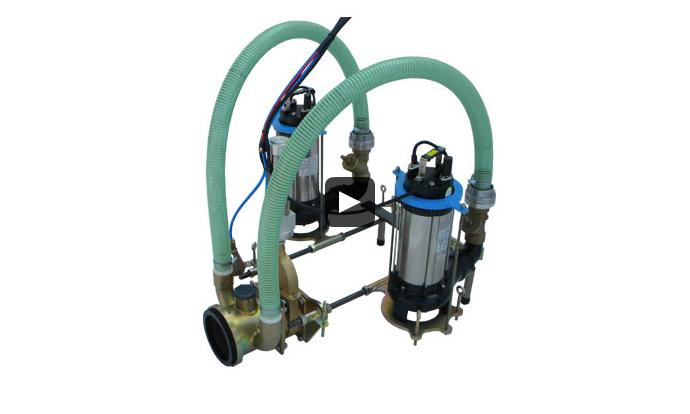 Abwasserhebeanlage: Auch als Hybrid-Hebeanlage eine gute Sache