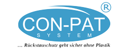 CON-PAT Kanalschutz-Systeme - Führender Hersteller von Rückstausicherungen und Hybrid-Hebeanlagen aus Metall